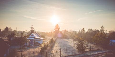 Solaranlage für Garten
